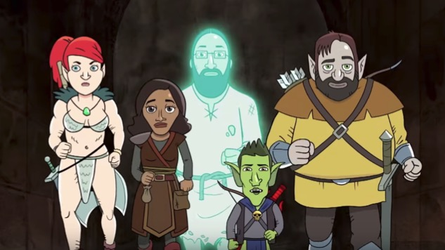 <i>HarmonQuest</i> Season Two Premieres on VRV