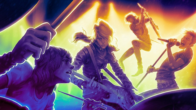 Harmonix Makes Official Statement Opposing Trump's Immigration Ban