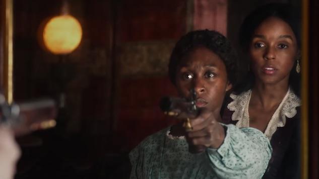 Watch Cynthia Erivo as Harriet Tubman in First <i>Harriet</i> Biopic Trailer