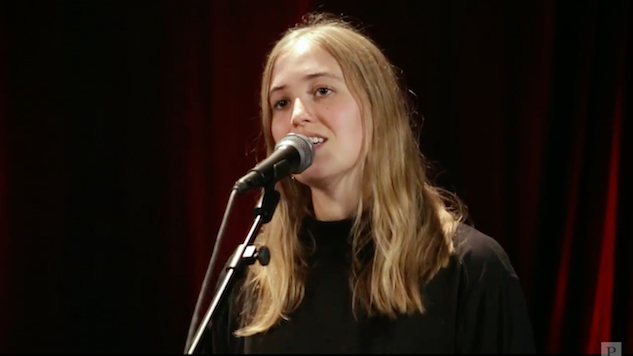 Watch Hatchie's Effervescent Pop Set in the Paste Studio