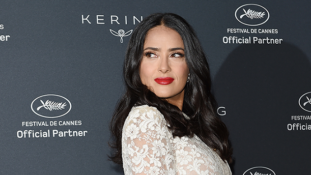 Salma Hayek in Talks to Join Richard Madden, Kumail Nanjiani in Marvel's <i>The Eternals</i>