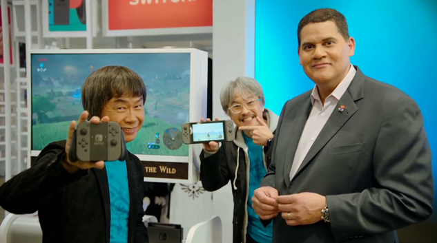 The Best Developer Fashions from the Nintendo Switch Live Event