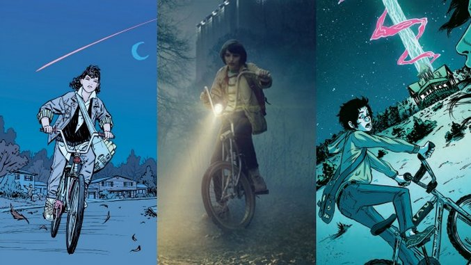 6 Comics to Read After Binge-Watching Netflix's <i>Stranger Things</i>