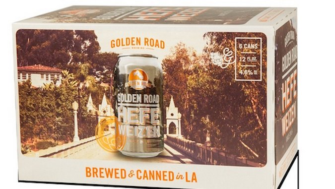 Golden Road Hefeweizen Review