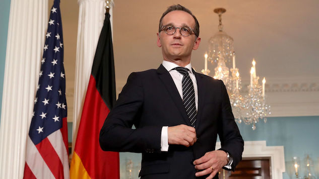 """German Foreign Minister: """"We Can No Longer Completely Rely on the White House"""""""