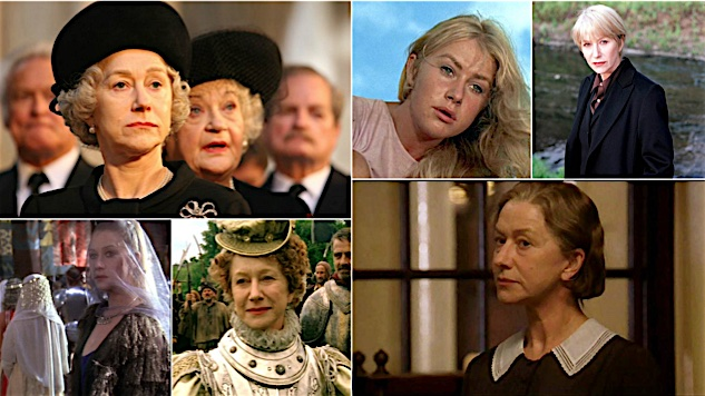 Ranking the Top 10 Performances of Helen Mirren