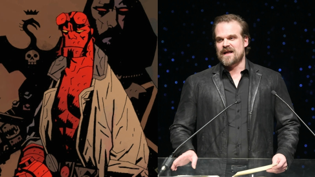 Mike Mignola Says There&#8217;s an R-Rated, David Harbour-Starring <i>Hellboy</i> Reboot Coming