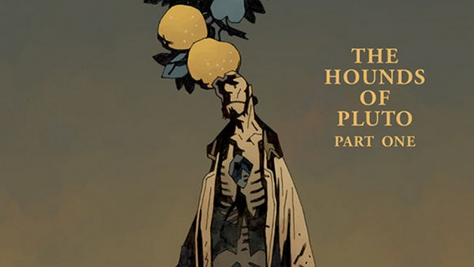 <i>Hellboy in Hell</i> #7 by Mike Mignola Review