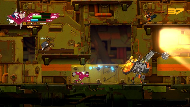 Super Robot Brawler <i>H.E.L.M.E.T. Force: Rise of the Machines</i> Announced