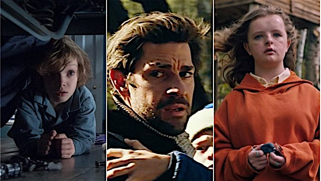 <i>Hereditary</i>, <i>A Quiet Place</i> and the Horror of Grief