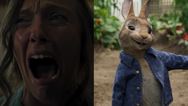 "Australian Theater Shows <i>Hereditary</i> Trailer Before <i>Peter Rabbit</i>, Forever Scarring ""At Least 40 Children"""