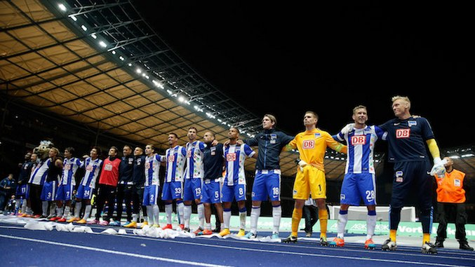 Is Hertha Berlin's Hot Bundesliga Start Down to Luck or Skill?