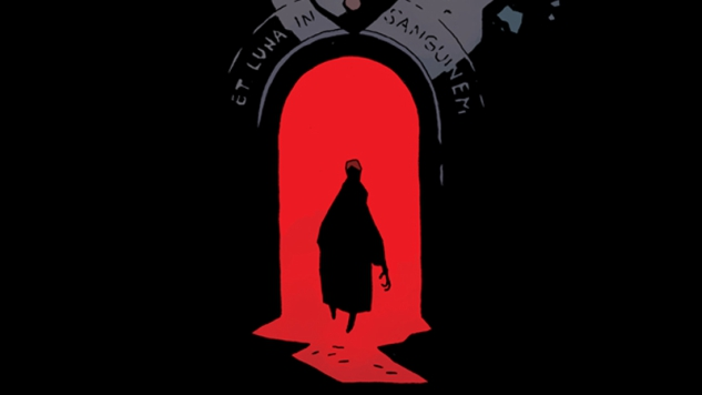 Mike Mignola is Back With a New Vampire Graphic Novel