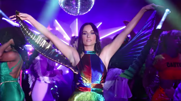 "Watch Kacey Musgraves Live Her 9-To-5 Daydreams in New ""High Horse"" Video"