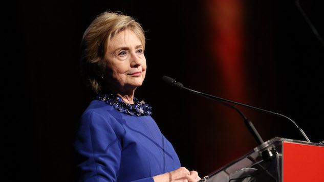 The Internet is Reacting to a Very Problematic Section of Hillary Clinton's Book