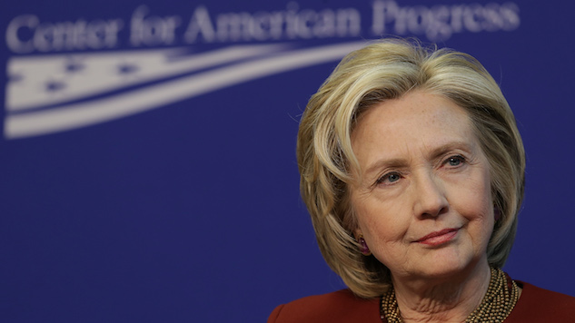 Report: Hillary Clinton Would Consider a 2020 Presidential Run