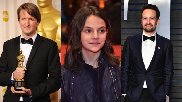 Oscar Winner Tom Hooper to Direct <i>His Dark Materials</i> Series Adaptation Starring <i>Logan</i>'s Dafne Keen and Lin-Manuel Miranda