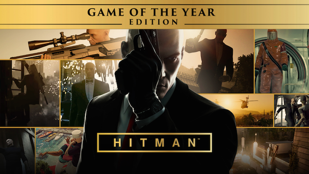 IO Interactive Announces <i>Hitman: Game of the Year Edition</i>
