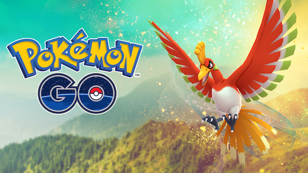 Ho-Oh Is Now Available in <i>Pokemon Go</i> Until Mid-December