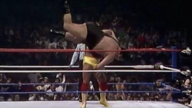 Hulk hogan slams his cock up her pussy hole 10