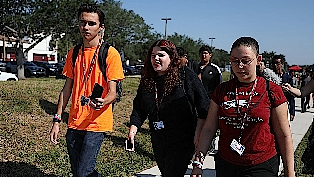 Activism Inspires: Youth Voter Registration in Florida Rises 41 Percent Following Parkland Shootings
