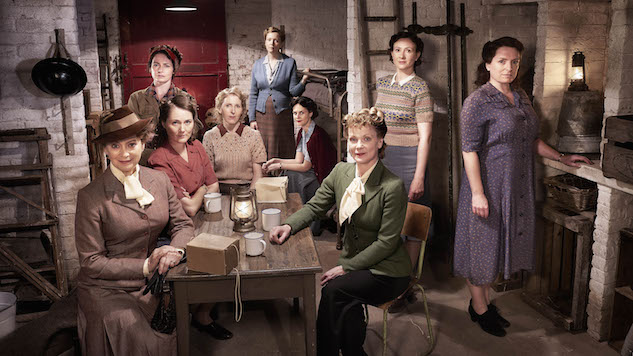 <i>Home Fires</i> Creator Simon Block on the Series' Abrupt Cancellation and Literary Future