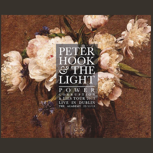Paste Review of the Day: Peter Hook & The Light Live Albums