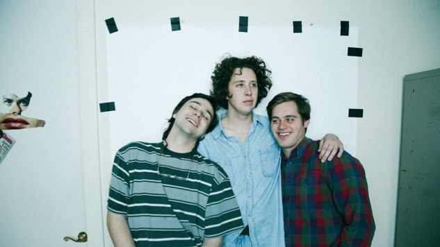 """Hoops Announce <i>Tapes #1-3</i> Vinyl Release, Share """"On Letting Go"""" Video"""