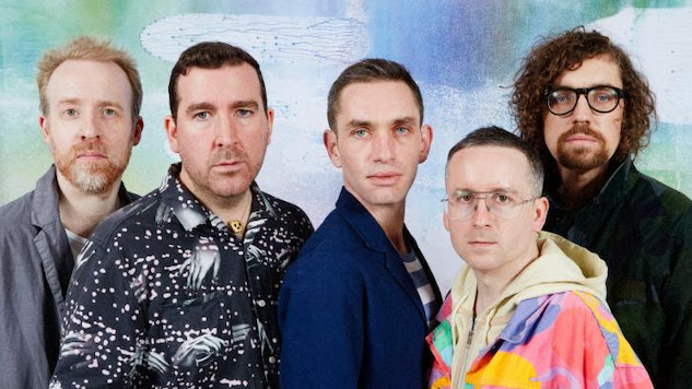 "Listen to Hot Chip's Synth-Filled New Single, ""Melody of Love"""