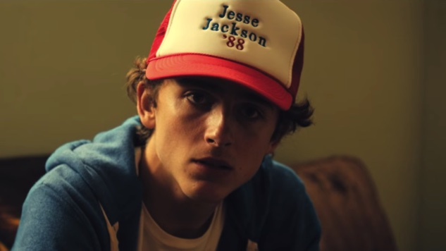 Timothée Chalamet Gets Caught up in Something Shady in A24's First <i>Hot Summer Nights</i> Trailer