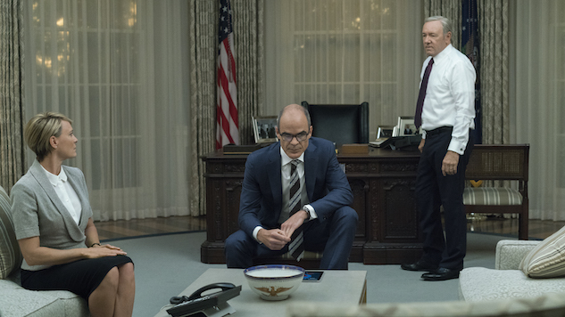Multiple <i>House of Cards</i> Spinoffs Are in Early Development at Netflix