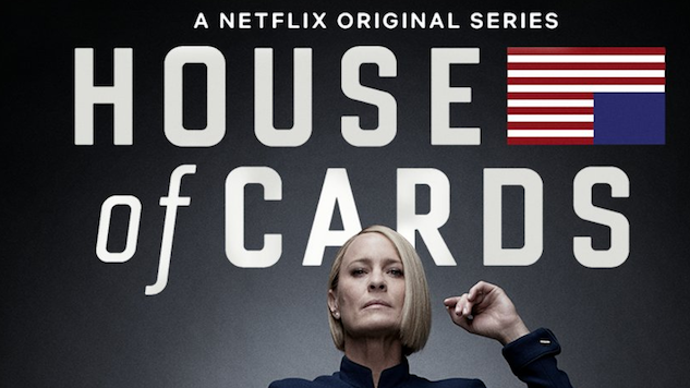 Claire Underwood Takes Charge in New <i>House of Cards</i> Teaser