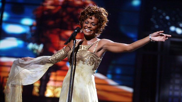 Get Ready for a Whitney Houston Hologram Tour