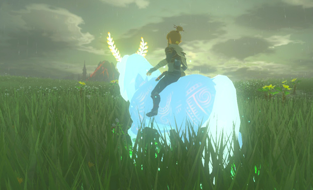 How To Catch the Lord of the Mountain in <i>Breath of the Wild</i>