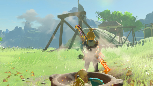 How To Make Every Meal in <i>Breath of the Wild</i>
