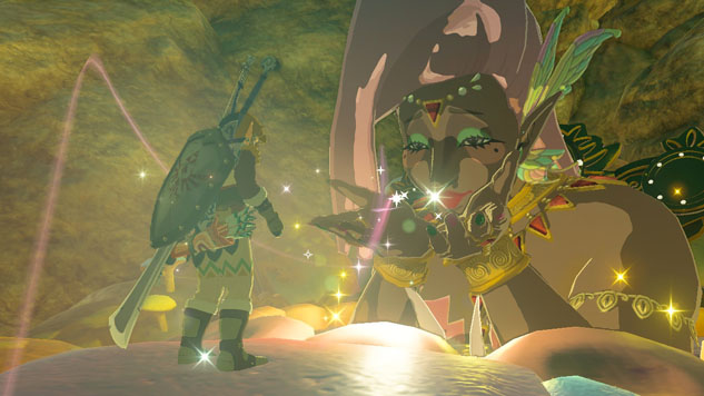 How To Do Your Makeup Like <i>Breath of the Wild</i>'s Great Fairy