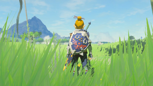 How To Get The Hylian Shield in <i>Breath of the Wild</i>