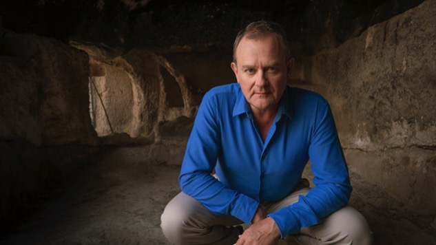 Hugh Bonneville Presents <i>JESUS: Countdown to Calvary</i> for Easter 2018
