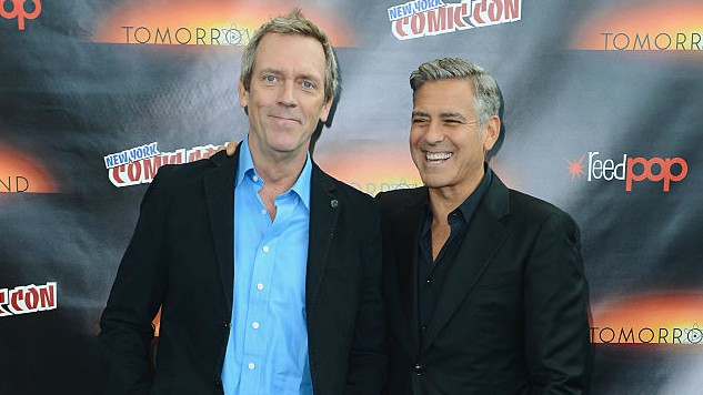Hugh Laurie Joins George Clooney in Hulu Limited Series <i>Catch-22</i>