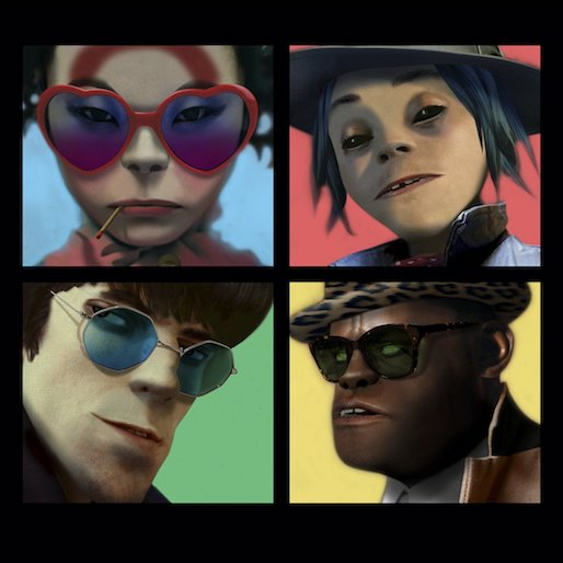 Paste Review of the Day: Gorillaz - <i>Humanz</i>