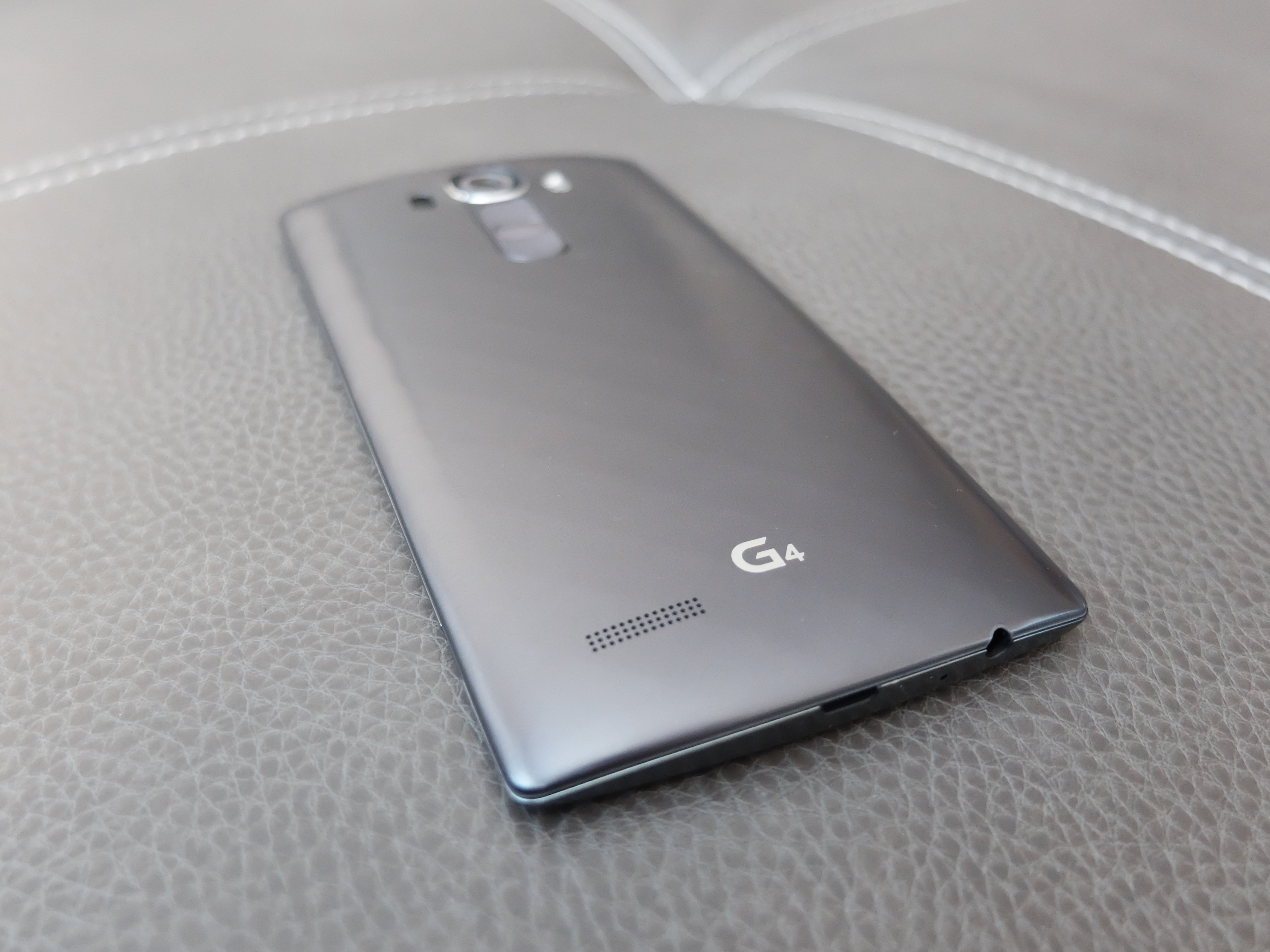 Hands-On With the G4, the New Flagship Smartphone From LG :: Tech ...