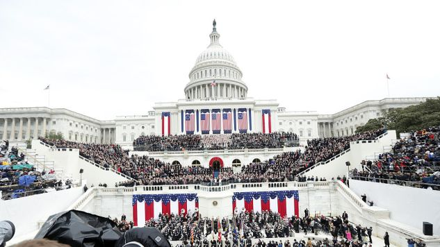 Notes on the 58th Presidential Inauguration