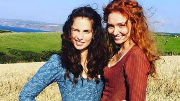 Instagram Binge: A Week in TV with <i>Poldark</i>, <i>Underground</i> and More