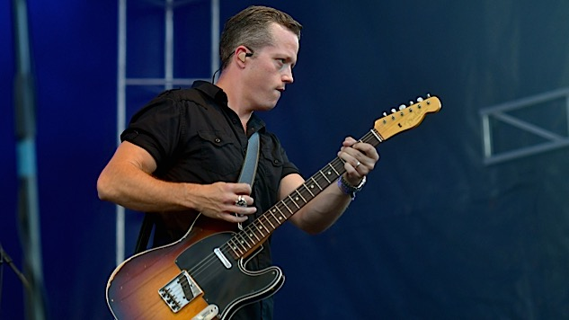 """Watch Jason Isbell Cover Allmans' """"Midnight Rider"""" and """"Whipping Post"""" in NYC"""