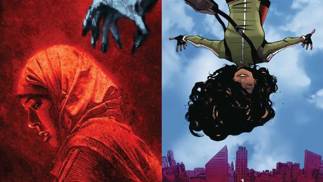 <i>Infidel</i>&#8217;s Pornsak Pichetshote & <i>Skyward</i>&#8217;s Joe Henderson Talk Comics, TV & Everything in Between