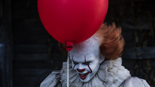 <i>IT</i>'s Coming: A Single Red Balloon Has Appeared in Stephen King's Window