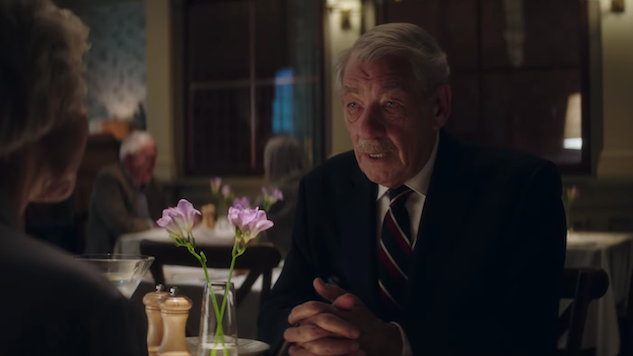 Ian McKellen Cons Helen Mirren in <i>The Good Liar</i> Trailer