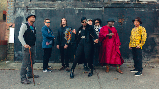 Ibibio Sound Machine: The Best of What's Next