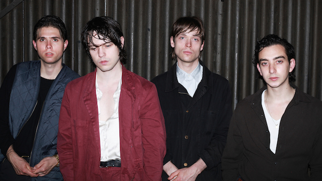 "Iceage Release New Single ""Balm of Gilead"" for Split 7"" with Black Lips"