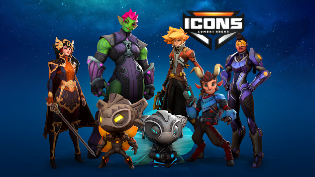 <i>Icons: Combat Arena</i> Smashes onto Steam Early Access in July